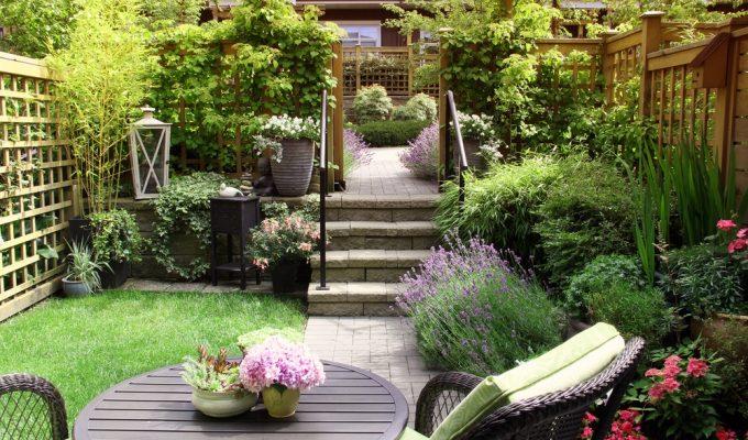 Five ways to get your garden summer-ready