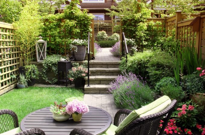 Five ways to get your garden summer-ready