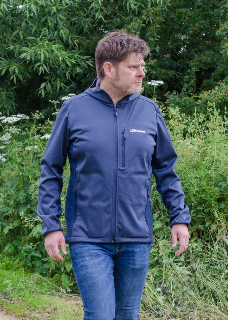 Berghaus Men's Fortress Windproof Jacket