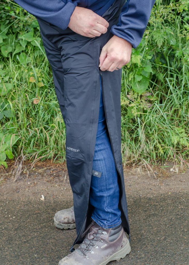 Berghaus Men's Paclite Waterproof Trousers