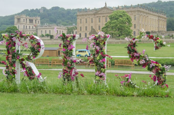 RHS Chatsworth Flower Show 2018