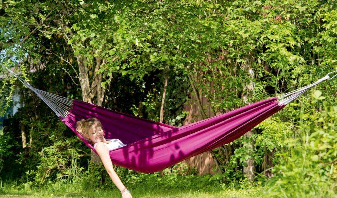 Win a single hammock with tree bands from Cool Hammocks