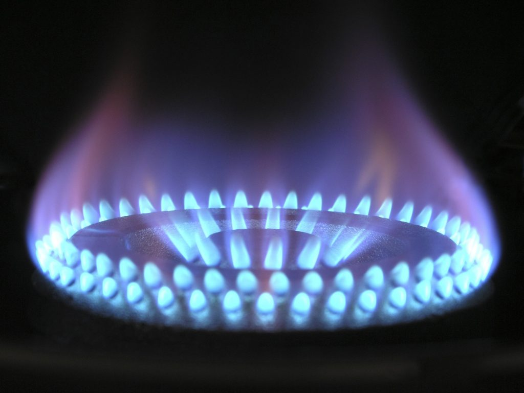 heating system pilot light