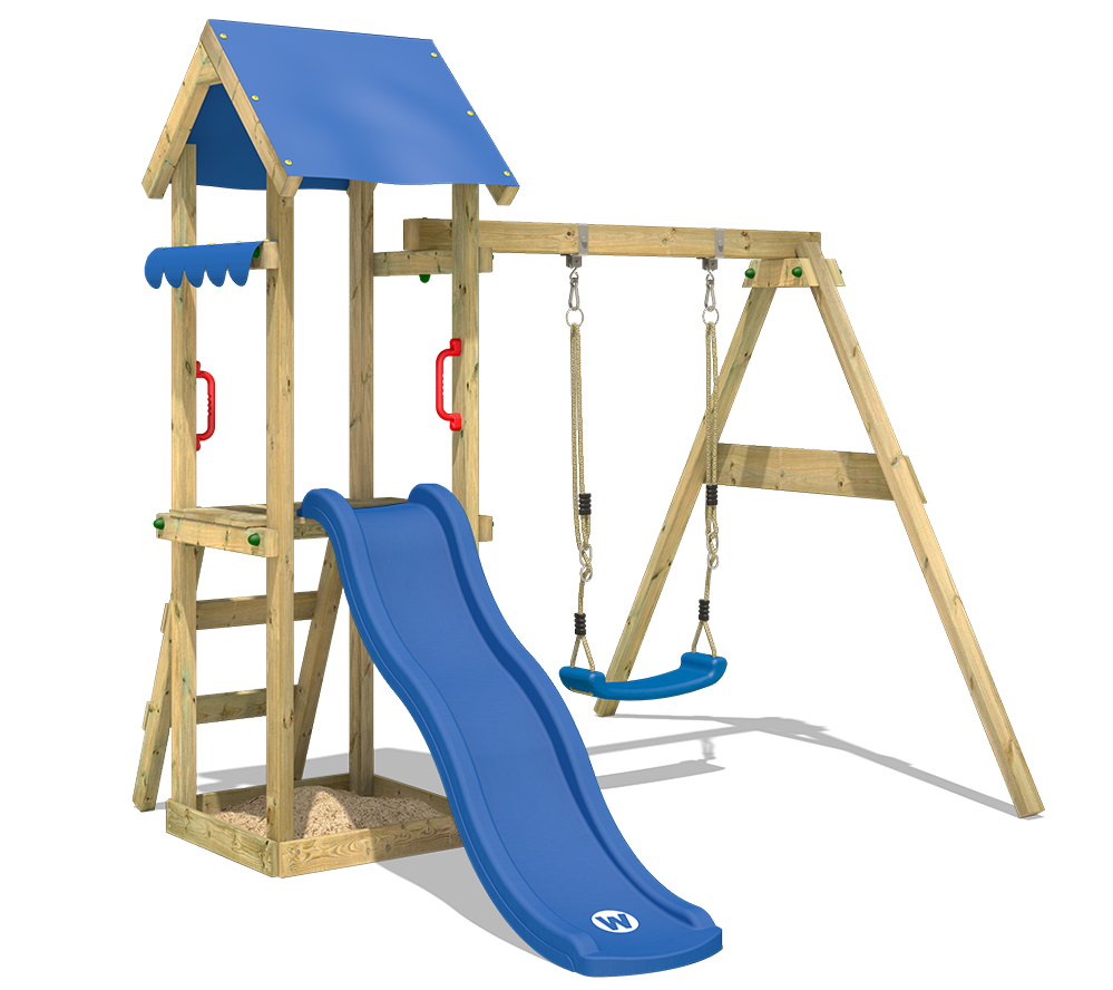 Product Showcase: Wickey climbing frames - Growing Family