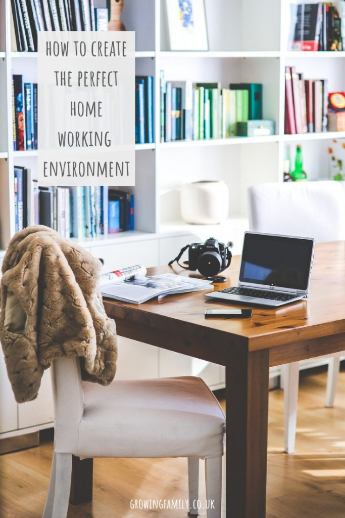 Finding the perfect working from home environment can be a challenge, here are lots of tips to help you create the perfect home work space for you.