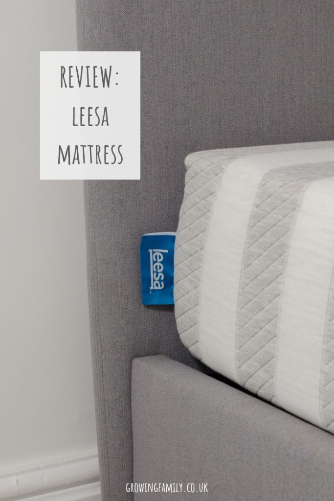 Reviewing the Leesa mattress, a premium foam mattress designed to provide the comfort and support needed for a really good night's sleep.