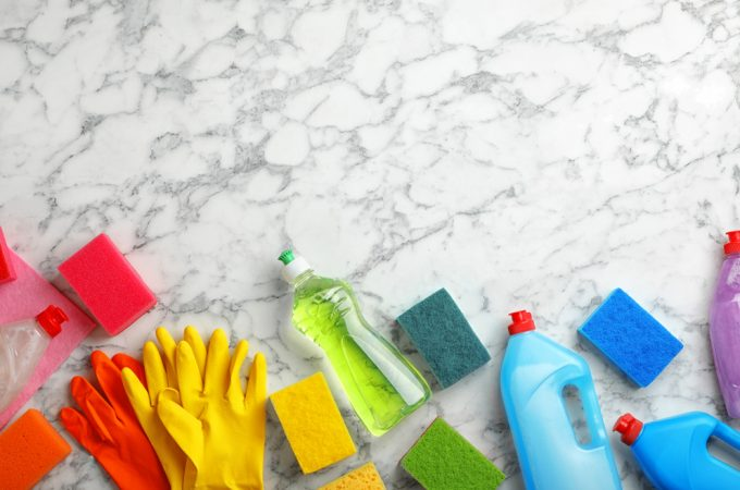 Do's and don'ts when caring for marble worktops