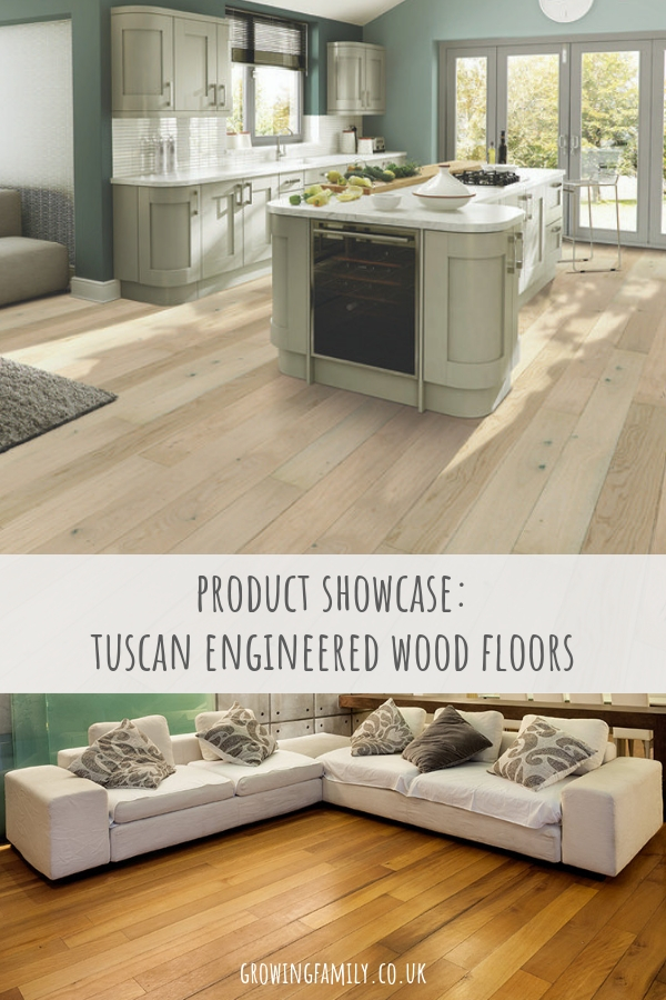 Showcasing the Tuscan engineered wood flooring range from Lifestyle Flooring, and exploring the benefits of choosing engineered wood for your next flooring project.