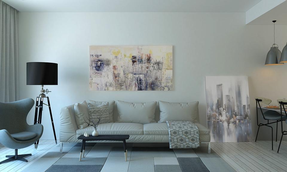 multi-purpose living room