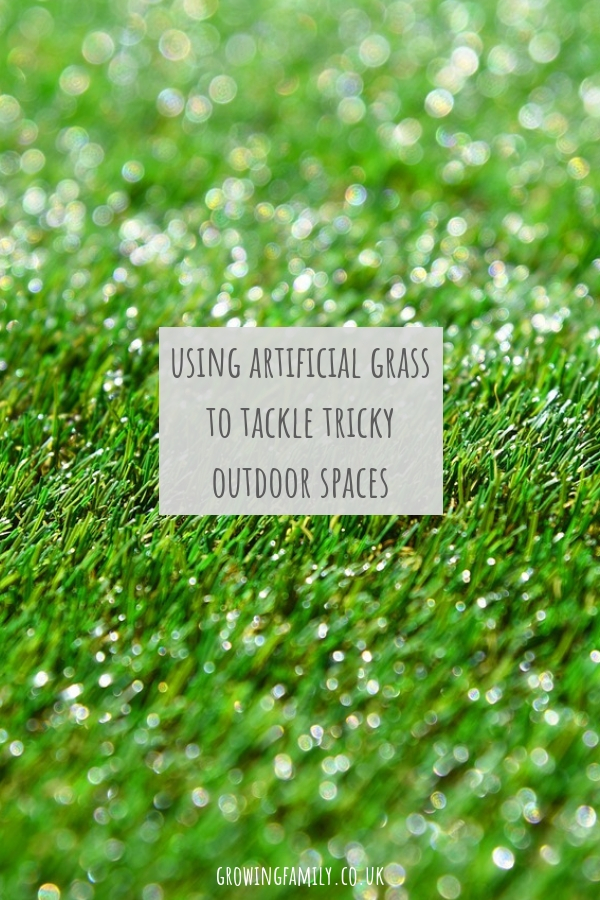 Artificial grass is a great option when a living lawn is difficult to achieve. Check out these outdoor challenges that can be tackled using artificial grass.