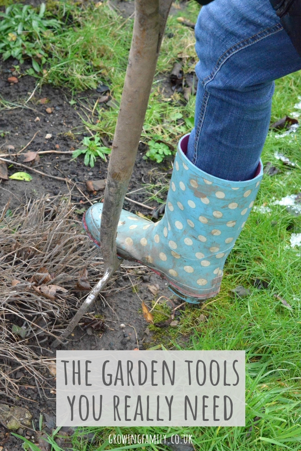 You don't really need endless products to get the gardening done - check out this list of the garden tools and equipment you really need.