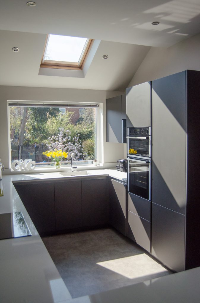 maximising natural light with VELUX roof windows