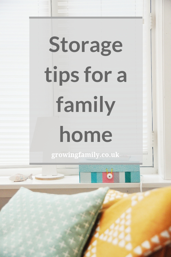 Having enough storage space can make a huge difference to the practicality of a family home. Check out these home storage tips on how to get it right!