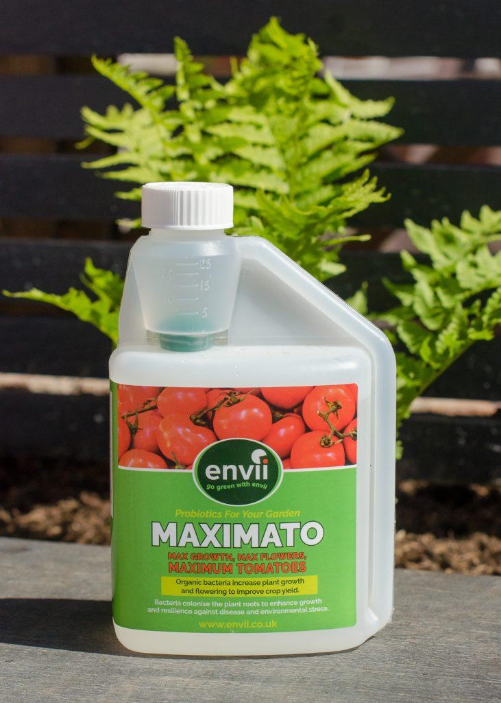 envii maximato organic tomato feed