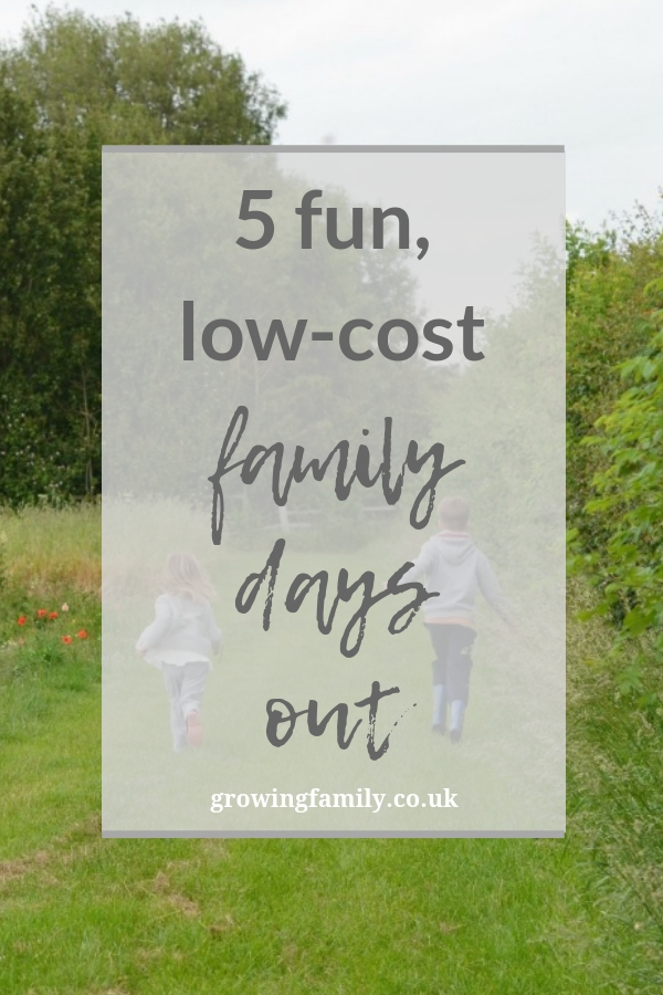 Looking for inspiration for fun, low-cost family days out this summer?  Here are our top picks for family days out that won't break the bank.