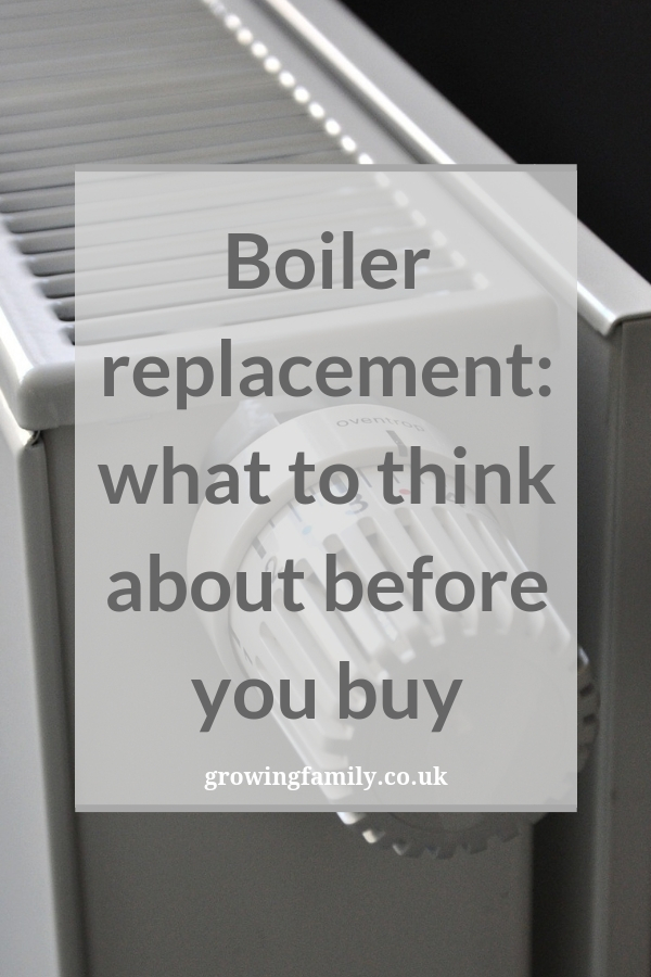 Are you looking to replace your boiler soon? These boiler replacement cover what you need to think about before you buy a new one.