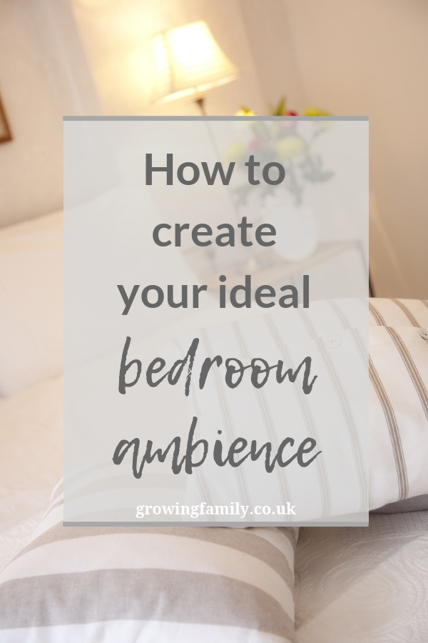 Is your bedroom feeling a bit neglected and unwelcoming? Here are some easy ways to create your ideal bedroom ambience and turn it into a relaxing haven.