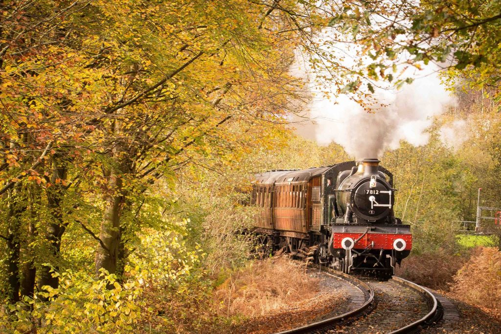 steam train multigenerational days out