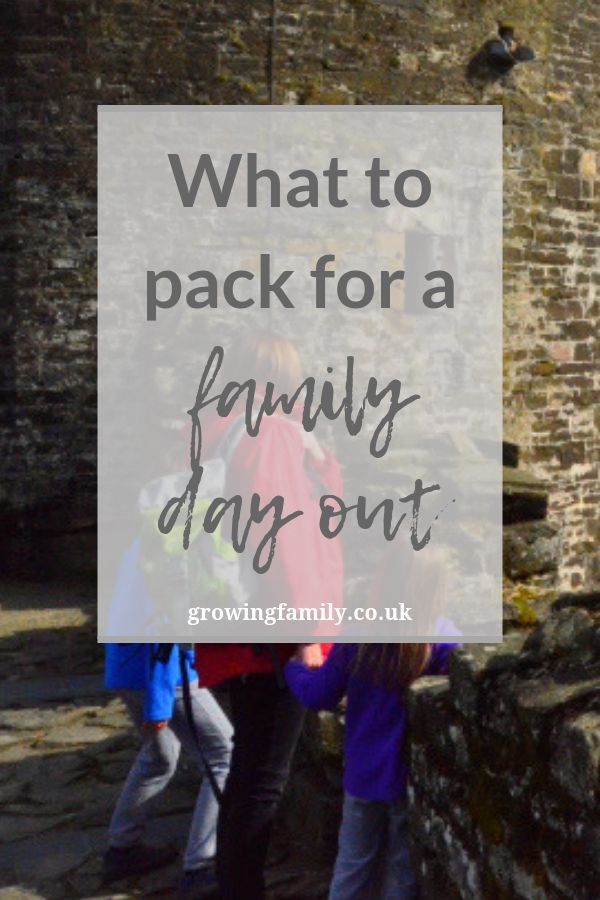 Packing the right things can make all the difference to how successful a family trip is.  Here's my go-to packing list for fun family days out.