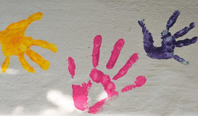 Fun ways to capture children's artwork