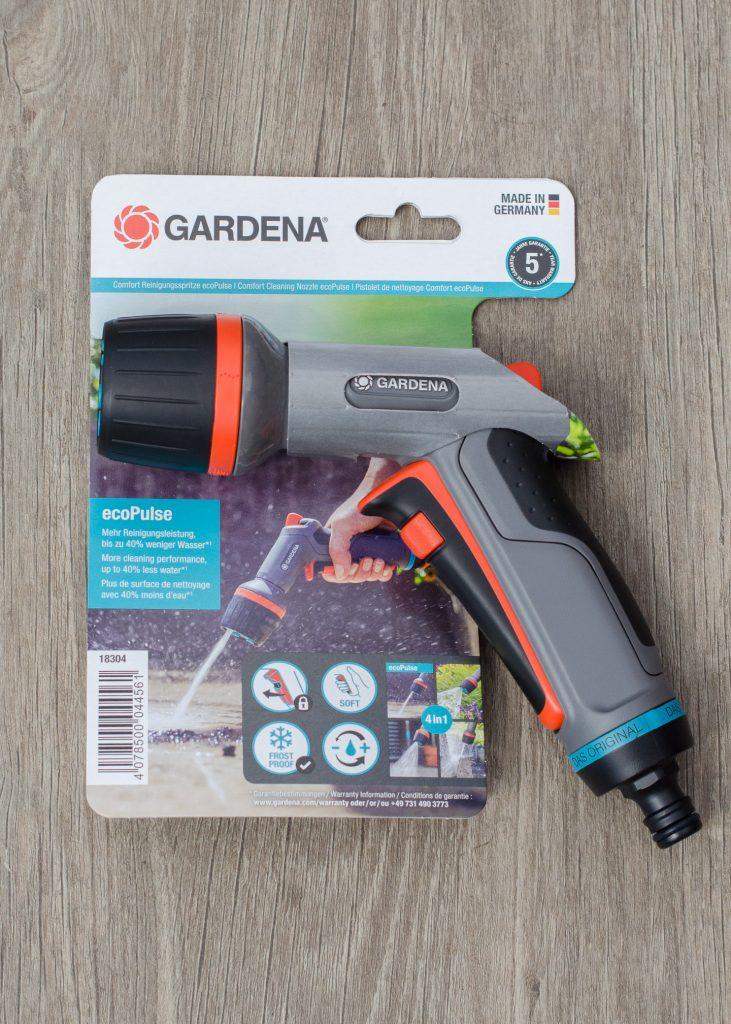 gardena ecopulse nozzle
