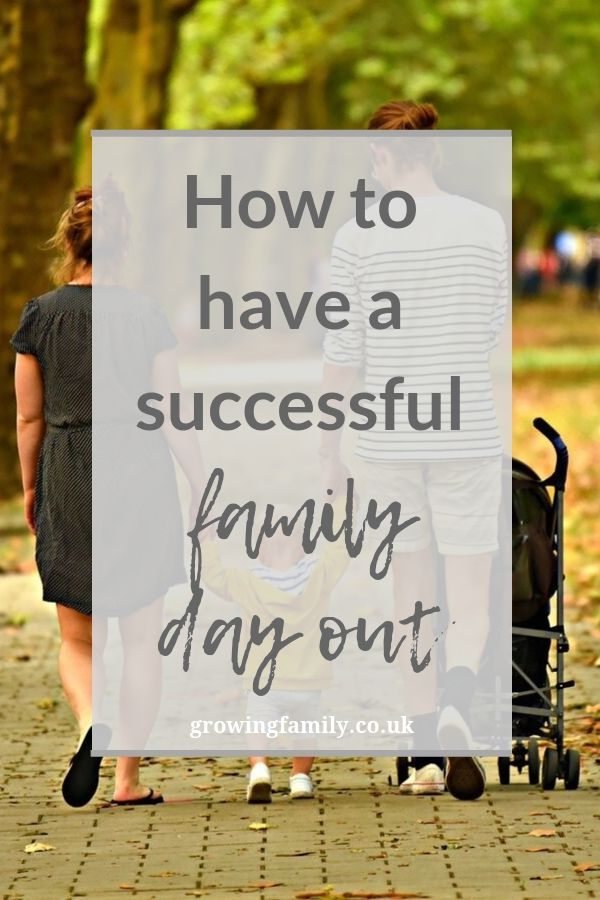 Planning a family day out? These simple tips will help you have a really fun family time and avoid as much stress as possible!