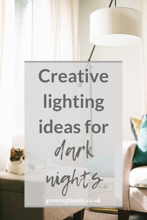 Do you need to give the light in your home a boost during the darker months? Check out these easy lighting ideas to help you improve your interior lighting.