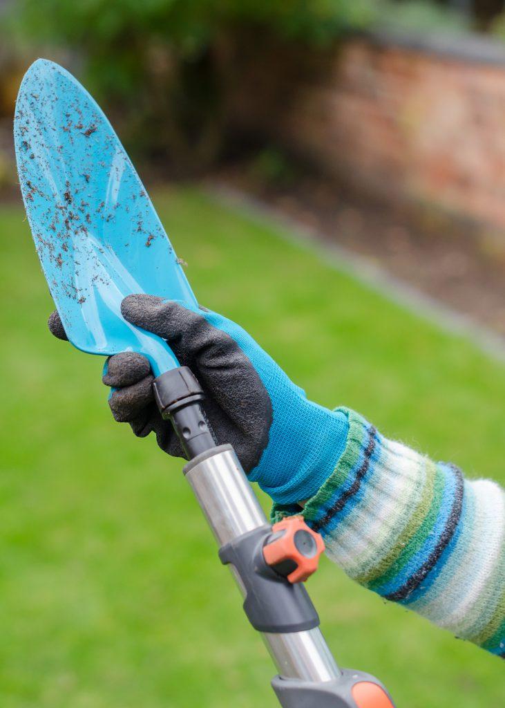 gardena combisystem hand trowel