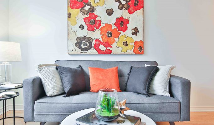 Easy interior design tips to give your home that personal touch