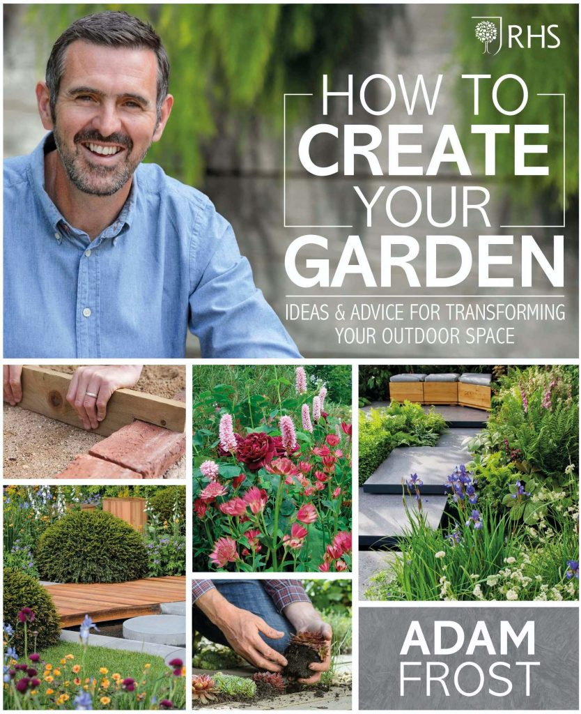 Dorling Kindersley gardening books How to Create Your Garden