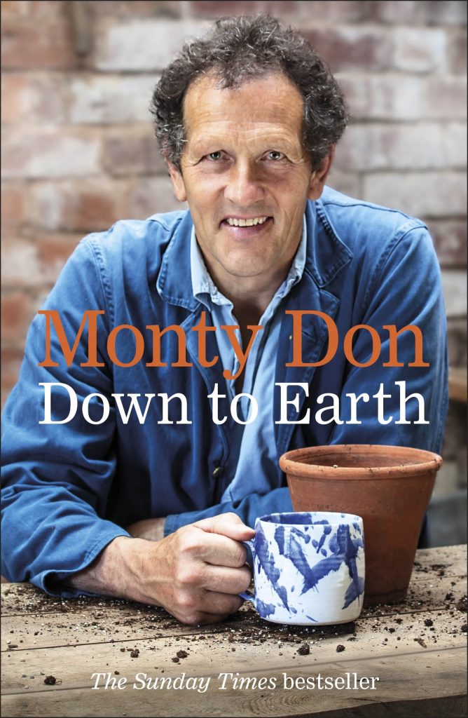 Dorling Kindersley Monty Don Down to Earth paperback book