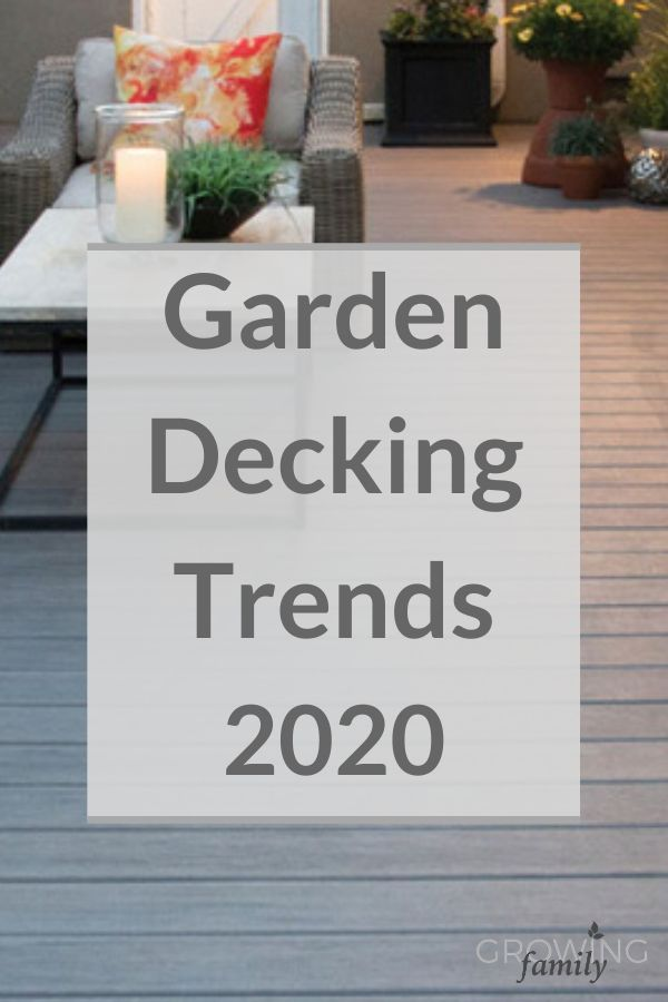 Considering adding a decking area to your outside space? Check out our guide to Decking Trends 2020 and take a peek into the future of outdoor deck design.