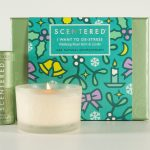 scentered de-stress aromatherapy gift set