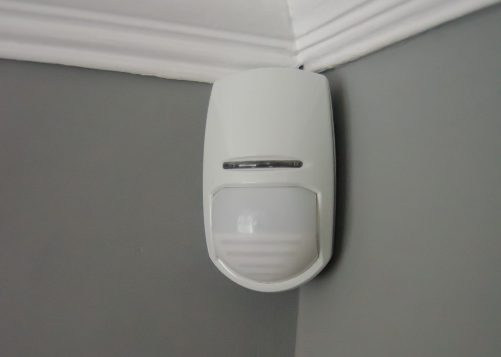 home alarm system wireless sensor