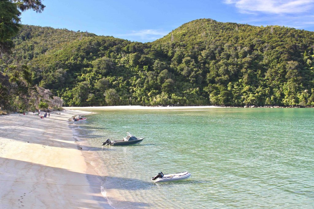 new zealand road trip bucket list - abel tasman national park
