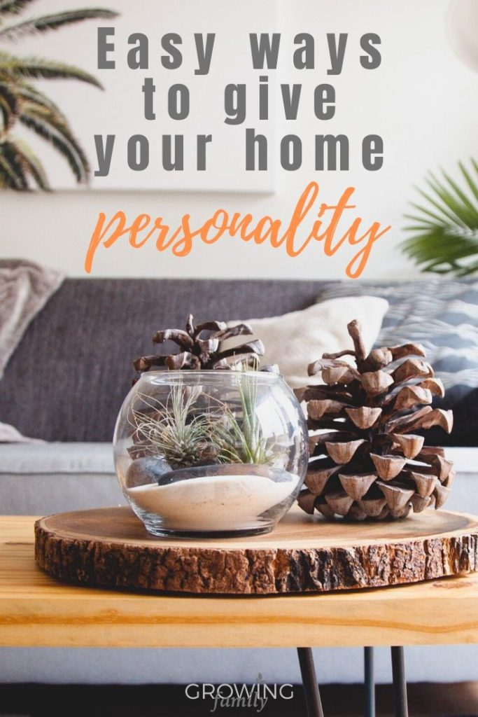 Adding your personality to your home is lots of fun, and doesn't have to cost a fortune. These interior design tips will help make your home uniquely yours.