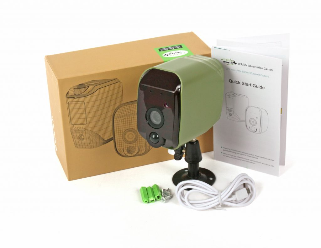 wildlife world wireless wildlife camera