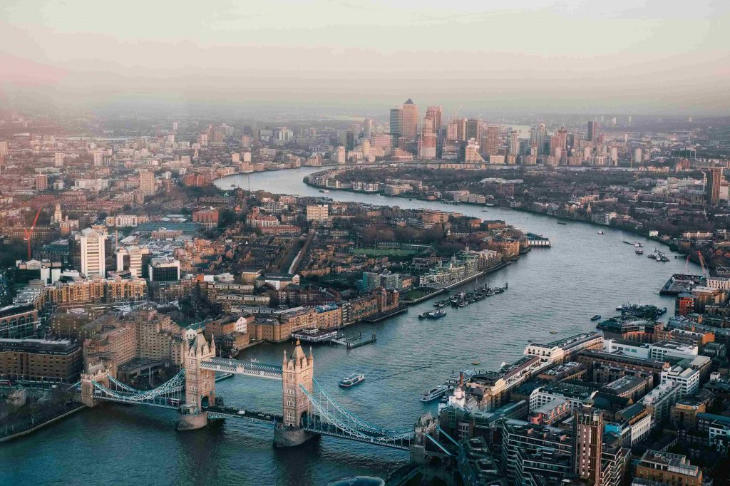 uk cities london