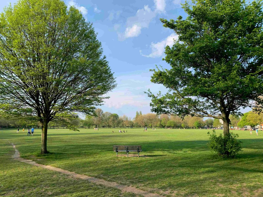 green space in london wandsworth common