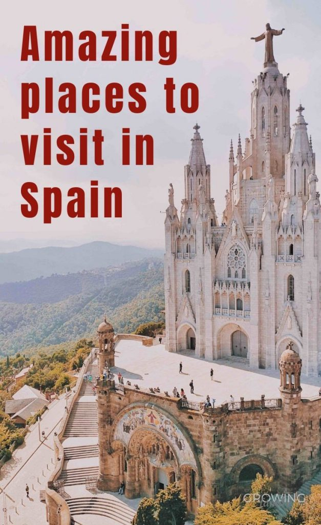 Thinking of visiting Spain on holiday? Here are eight great Spanish tourist destinations you should consider, and what they have to offer.