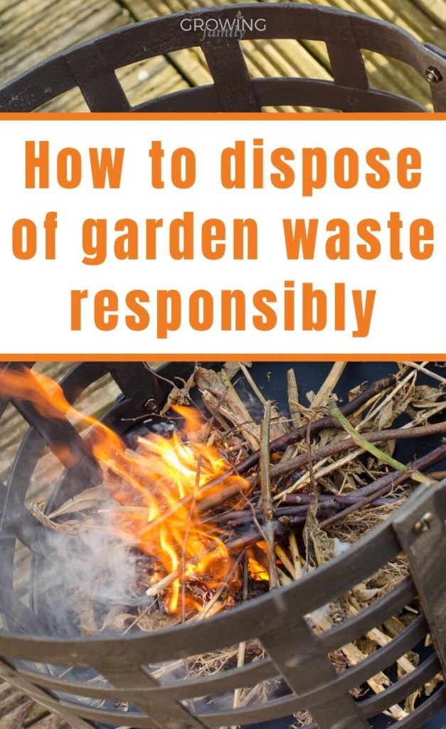 Been busy in your garden recently? If you need to dispose of garden waste, here are some options for ways to do it efficiently, cheaply and responsibly.