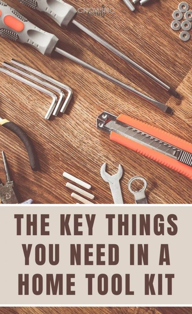 If you need to build up your own basic home tool kit, here's a handy list of twelve must-have essentials you should try to include.