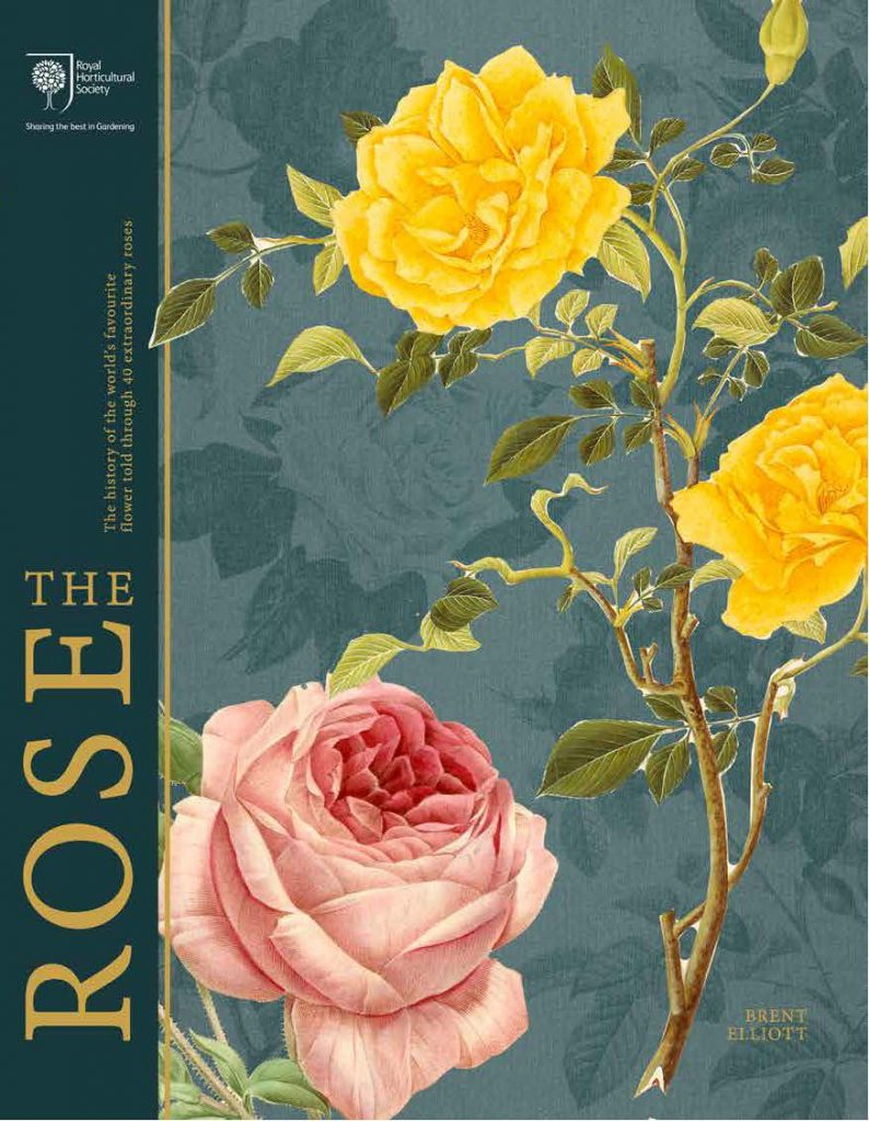nature books RHS The Rose