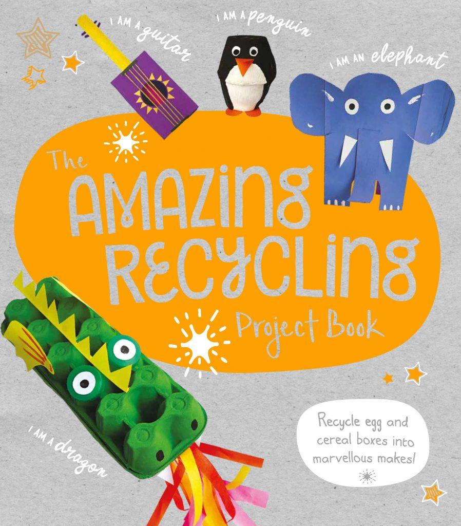 The Amazing Recycling Project Book