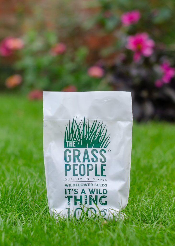the grass people wildflower seeds