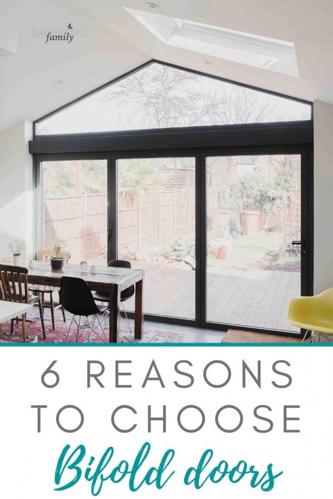 If you're planning a home renovation or extension project, here are some great reasons to consider including bifold doors in the design.
