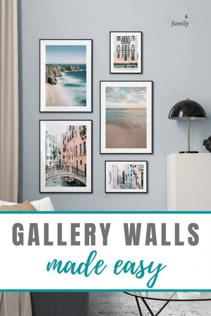 Think gallery walls are a tricky project to tackle?  We check out Desenio's gallery wall tool which makes the process simple and quick.