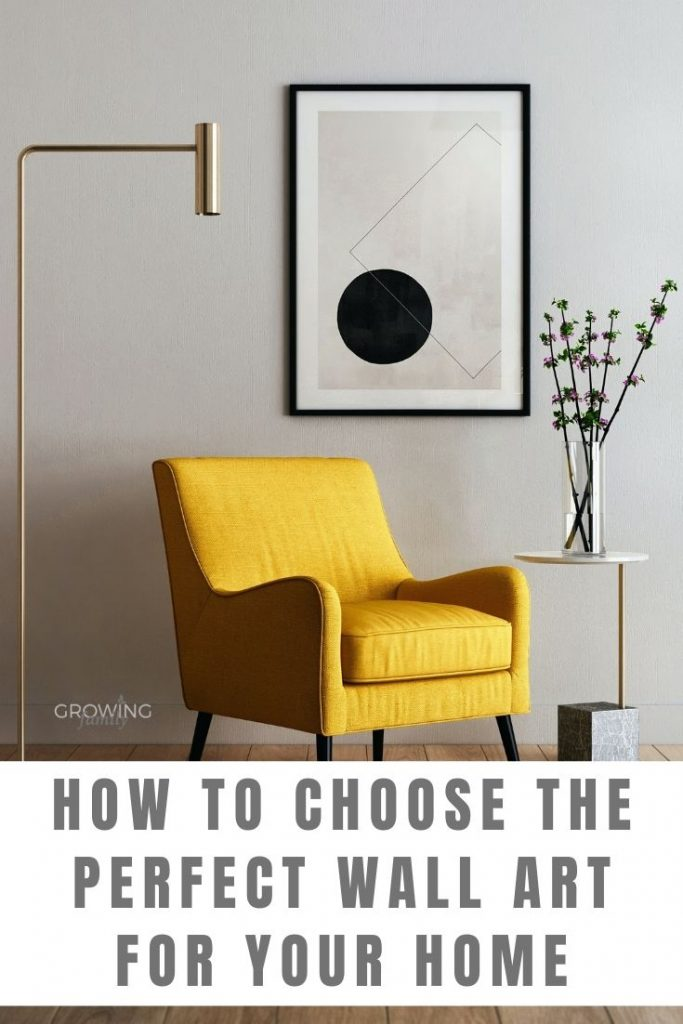 Want to choose the perfect wall art for your home?  There are a few simple tips that really help - we show you how to get it right first time.