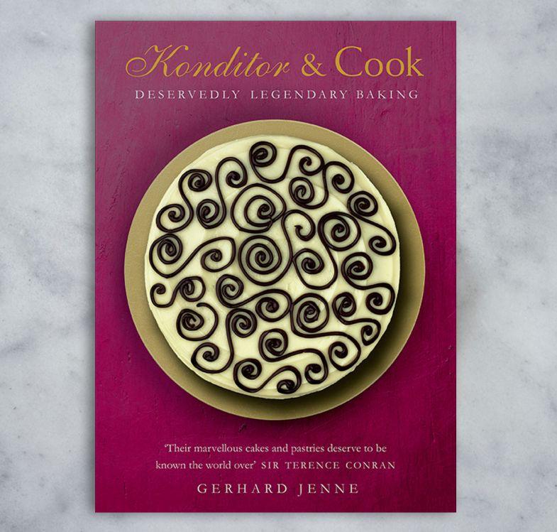 konditor & cook recipe book