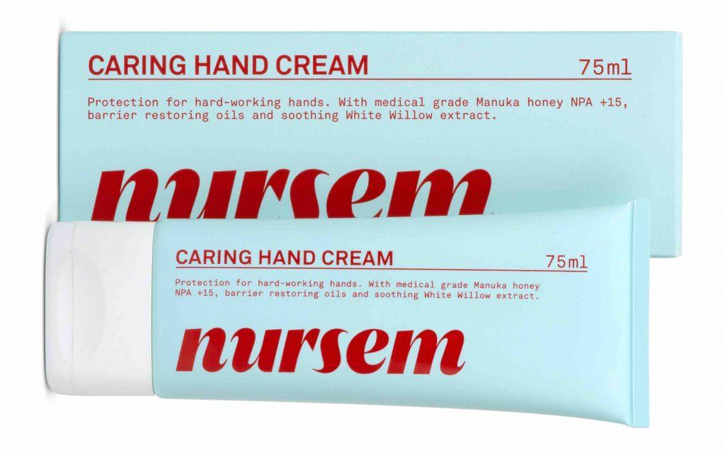 nursem caring hand cream
